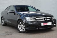 USED 2013 63 MERCEDES-BENZ C CLASS 2.1 C220 CDI BLUEEFFICIENCY EXECUTIVE SE 2d 168 BHP FULL SERVICE HISTORY