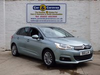 USED 2011 11 CITROEN C4 1.6 VTR PLUS 5d 118 BHP JUST SERVICED + BLUETOOTH