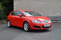 2010 SEAT LEON 1.6 CR TDI ECOMOTIVE SE 5d 103 BHP £5750.00