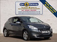 USED 2013 13 PEUGEOT 208 1.4 ALLURE 3d 95 BHP 0% Deposit Finance Available Dual A/C Bluetooth AUX