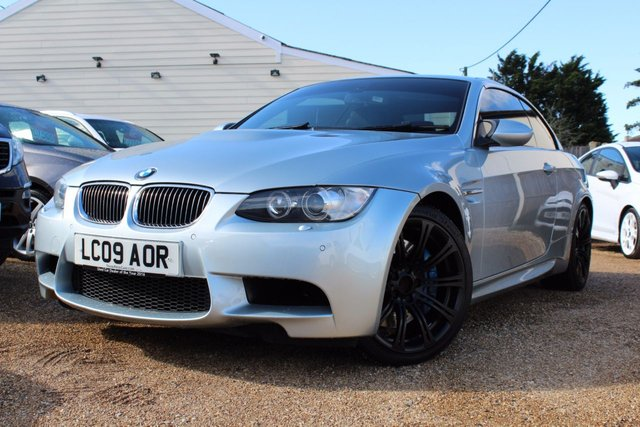 View our 2009 53 BMW M3 4.0 M3 2d 414 BHP