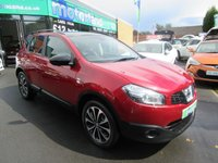 USED 2013 63 NISSAN QASHQAI 1.5 DCI 360 5d 110 BHP TEST DRIVE TODAY