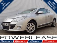 USED 2010 10 RENAULT MEGANE 1.5 EXPRESSION DCI 2d 85 BHP MEDIA CONNECT AIR CONDITIONING