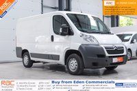 USED 2013 13 CITROEN RELAY 2.2 30 L1H1 HDI 1d 109 BHP