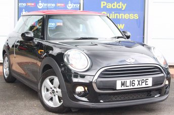 2016 MINI HATCH ONE 1.2 ONE 3d 101 BHP £11995.00