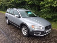 USED 2009 09 VOLVO XC70 2.4 D5 SE AWD 5d AUTO 183 BHP 6 MONTHS PARTS+ LABOUR WARRANTY+AA COVER