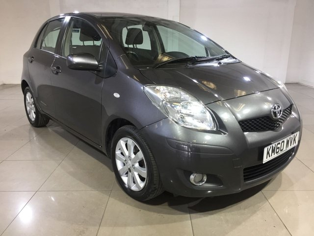 View our 2011 60 TOYOTA YARIS 1.4 T SPIRIT D-4D 5d 89 BHP