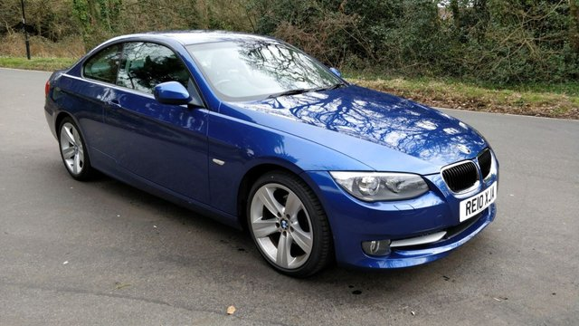 2010 10 BMW 3 SERIES 2.0 320D SE 2d Highline