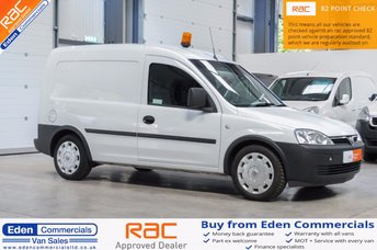View our VAUXHALL COMBO VAN