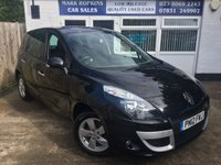 USED 2012 12 RENAULT SCENIC 1.6 DYNAMIQUE TOMTOM VVT 5d 110 BHP 41K FSH TWO OWNERS  HIGH SPEC MODEL  EXCELLENT CONDITION