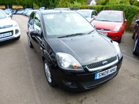 USED 2009 09 FORD FIESTA 1.4 GHIA 16V 5d 78 BHP THIS VEHICLE IS AT SITE 1 - TO VIEW CALL US ON 01903 892224