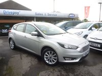USED 2016 66 FORD FOCUS 1.0 TITANIUM 5d 124 BHP NEED FINANCE? WE CAN HELP. WE STRIVE FOR 94% ACCEPTANCE