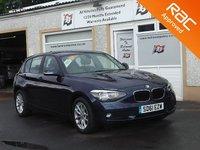 USED 2011 61 BMW 1 SERIES 1.6 116I SE 5d 135 BHP Bluetooth ,Parking Sensors ,Start/stop ,Speed Limit info