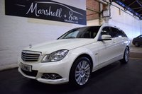 USED 2012 12 MERCEDES-BENZ C CLASS 2.1 C200 CDI BLUEEFFICIENCY ELEGANCE ESTATE 5d 135 BHP