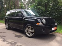 2007 JEEP PATRIOT 2.0 LIMITED CRD 5d 139 BHP £SOLD
