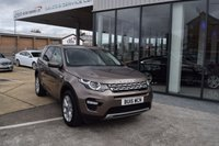 2015 LAND ROVER DISCOVERY SPORT 2.2 SD4 HSE 5d AUTO 190 BHP £30995.00