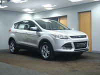 USED 2013 63 FORD KUGA 2.0 ZETEC TDCI 5d 138 BHP NEW MODEL