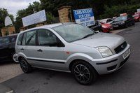 2004 FORD FUSION 1.4 FUSION 2 5d 78 BHP £790.00
