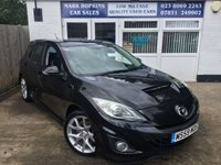 USED 2009 59 MAZDA 3 2.3 MPS 5d 260 BHP 26K FSH  RARE OPPORTUNITY  JUST ONE OWNER  EXCELLENT CONDITION