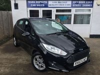 USED 2013 63 FORD FIESTA 1.2 ZETEC 5d 81 BHP 15K FSH  ONE OWNER  EXCELLENT CONDITION