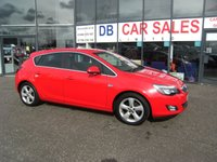 USED 2011 60 VAUXHALL ASTRA 1.6 SRI 5d 113 BHP FREE 12 MONTHS RAC WARRANTY AND FREE 12 MONTHS RAC BREAKDOWN COVER