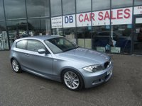 USED 2010 60 BMW 1 SERIES 2.0 116D M SPORT 3d 114 BHP £0 DEPOSIT, LOW RATE FINANCE ANYONE, DRIVE AWAY TODAY!!