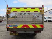 USED 2014 64 MERCEDES-BENZ SPRINTER 313CDi 14' DROPSIDE WITH TAIL LIFT ONE OWNER - FSH - ONLY 89,000m