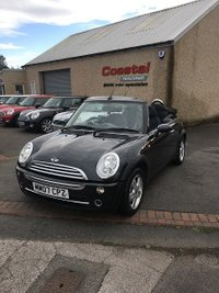2007 MINI CONVERTIBLE 1.6 ONE 2d 89 BHP £3395.00