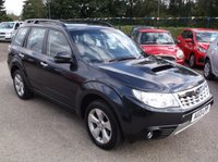 USED 2013 13 SUBARU FORESTER 2.0 D XS NAVPLUS 5d 147 BHP 1 OWNER, FULL MAIN DEALER SERVICE HISTORY, STUNNING EXAMPLE THROUGHOUT, EXCELLENT SPEC,  DRIVES SUPERBLY