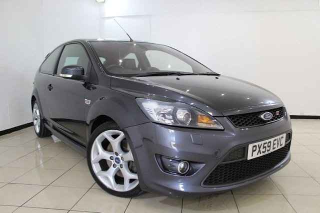 View our 2009 59 FORD FOCUS 2.5 ST-3 3DR 223 BHP