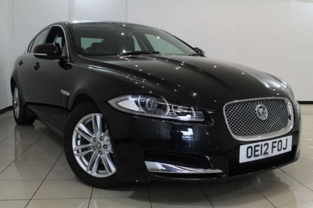 View our 2012 12 JAGUAR XF 2.2 D PREMIUM LUXURY 4DR AUTOMATIC 190 BHP