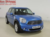 USED 2014 64 MINI COUNTRYMAN 1.6 ONE D 5d 90 BHP with Pepper Pack