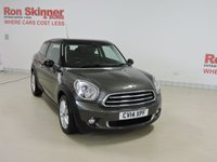 USED 2014 14 MINI PACEMAN 1.6 COOPER 3d 122 BHP with Pepper Pack