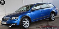USED 2015 15 SKODA OCTAVIA SCOUT 2.0TDi 4x4 ESTATE 6-SPEED 150 BHP Finance? No deposit required and decision in minutes.