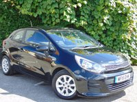 USED 2015 15 KIA RIO 1.2 1 3d  **ECONOMICAL HATCHBACK**
