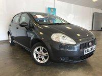 2008 FIAT GRANDE PUNTO 1.2 ACTIVE 8V 5d 65 BHP £2494.00