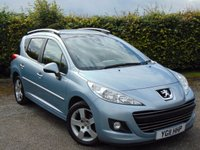 USED 2011 11 PEUGEOT 207 1.6 SW SPORT 5d  12 MONTHS FREE AA MEMBERSHIP