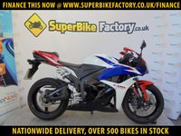 USED 2012 12 HONDA CBR600RR  GOOD & BAD CREDIT EXCEPTED, OVER 500+ BIKES