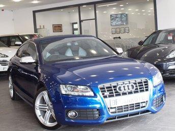 2011 AUDI S5 3.0 S5 SPORTBACK TFSI QUATTRO 5d AUTO 329 BHP £18990.00