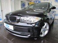 2009 BMW 1 SERIES 2.0 116I SPORT 5d 121 BHP £5895.00