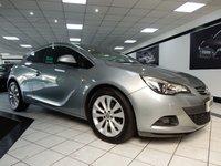 2013 VAUXHALL ASTRA GTC 1.7 CDTI SRI S/S 108 BHP £7975.00