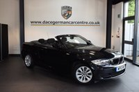 USED 2010 10 BMW 1 SERIES 2.0 118D ES 2DR 141 BHP + WONDERFULLY MAINTAINED + AIR CONDITIONING + AUXILIARY PORT + RADIO/CD + 16 INCH ALLOY WHEELS +