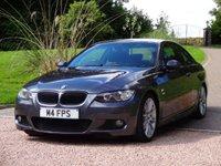 2007 BMW 3 SERIES 2.5 325I M SPORT 2d 215 BHP £6450.00