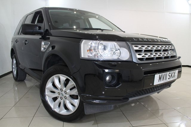 View our 2011 11 LAND ROVER FREELANDER 2.2 SD4 HSE 5DR AUTOMATIC 190 BHP