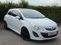 USED 2011 11 VAUXHALL CORSA 1.2 LIMITED EDITION 3d  * FULL SERVICE HISTORY * FRONT SPORTS SEATS *
