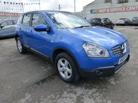 USED 2008 08 NISSAN QASHQAI 1.5 ACENTA DCI 5d 105 BHP GREAT VALUE DIESEL * GOT BAD CREDIT * WE CAN HELP *