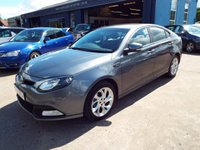 USED 2014 14 MG 6 1.8 SE GT 5d 160 BHP SERVICE HISTORY