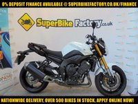 USED 2014 14 YAMAHA FZ8, 0% DEPOSIT FINANCE AVAILABLE   GOOD & BAD CREDIT ACCEPTED, OVER 500+ BIKES IN STOCK