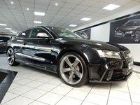 2011 AUDI RS5 4.2 RS5 FSI QUATTRO £24925.00