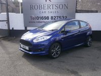 USED 2017 66 FORD FIESTA 1.0 ST-LINE NAVIGATION 3dr